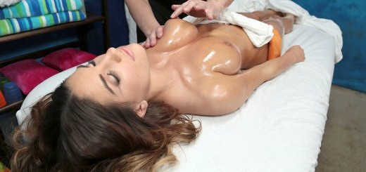 Fucked Hard 18 August Ames Massaged and Fucked 8