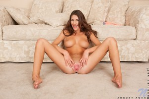 Nubiles August Ames in Good Workout 10