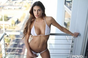 POVD August Ames in High Rise Fucking 1