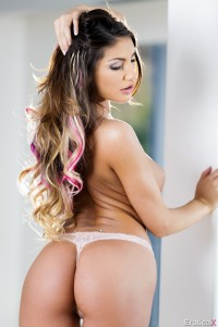 Erotica X August Ames in Sensual Seduction with Mick Blue 24