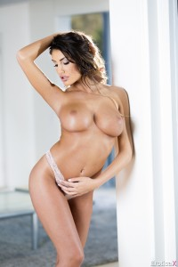 Erotica X August Ames in Sensual Seduction with Mick Blue 25