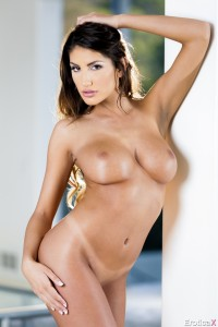 Erotica X August Ames in Sensual Seduction with Mick Blue 28