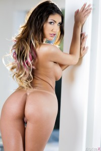 Erotica X August Ames in Sensual Seduction with Mick Blue 30