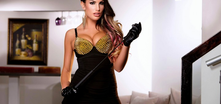 Twistys August Ames in Let's Play 1